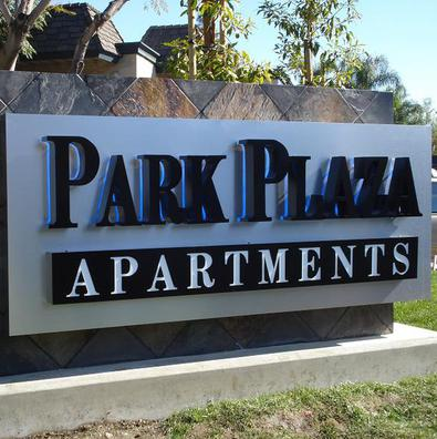 Apartment Signs