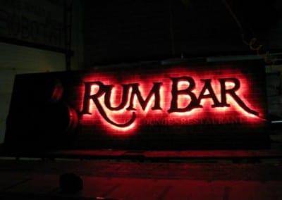 Bar Signs