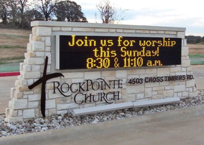 Rock Pointe Church, Flower Mound, TX