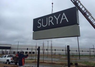 Surya Sign2